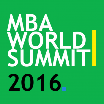 MBA World Summit 2016 - Logo